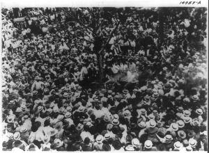 Jesse Washington lynch mob